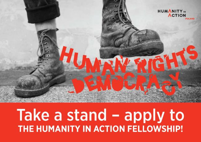 Fundacja Humanity in Action Polska zaprasza do współpracy