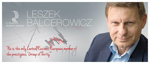 Leszek Balcerowicz w Bielsku-Białej